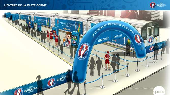 EURO 2016 TROPHY TOUR VISUEL DISPOSITIF GARE-min