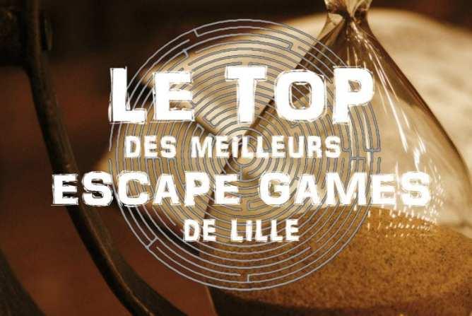 Le Top des meilleurs Escape Games Lillois
