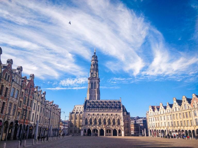 Que visiter à Arras