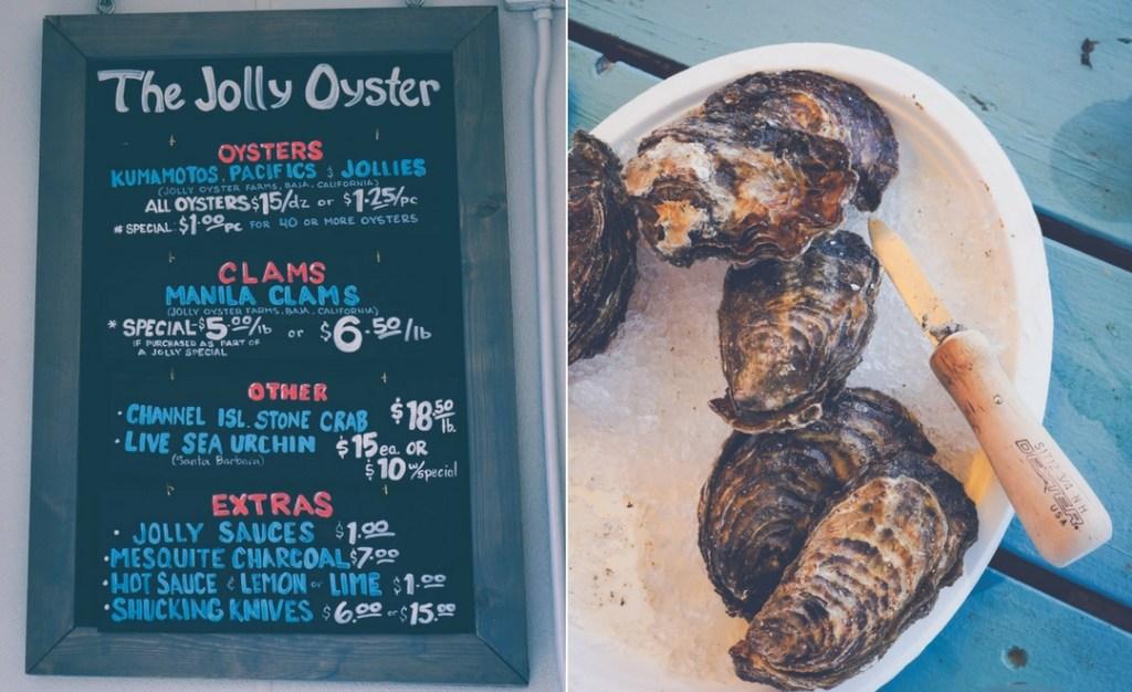 Jolly Oyster Ventura Beach