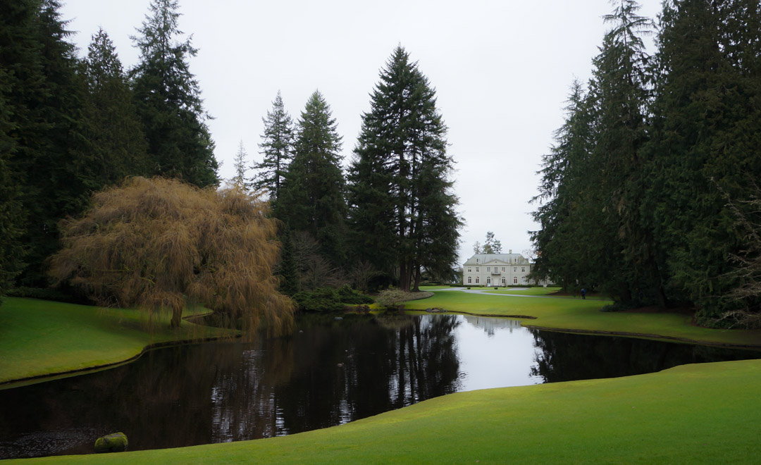 Bloedel Reserve on Bainbridge Island