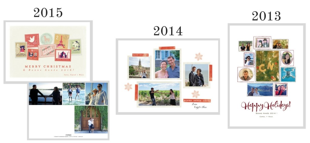 Our Holiday Cards