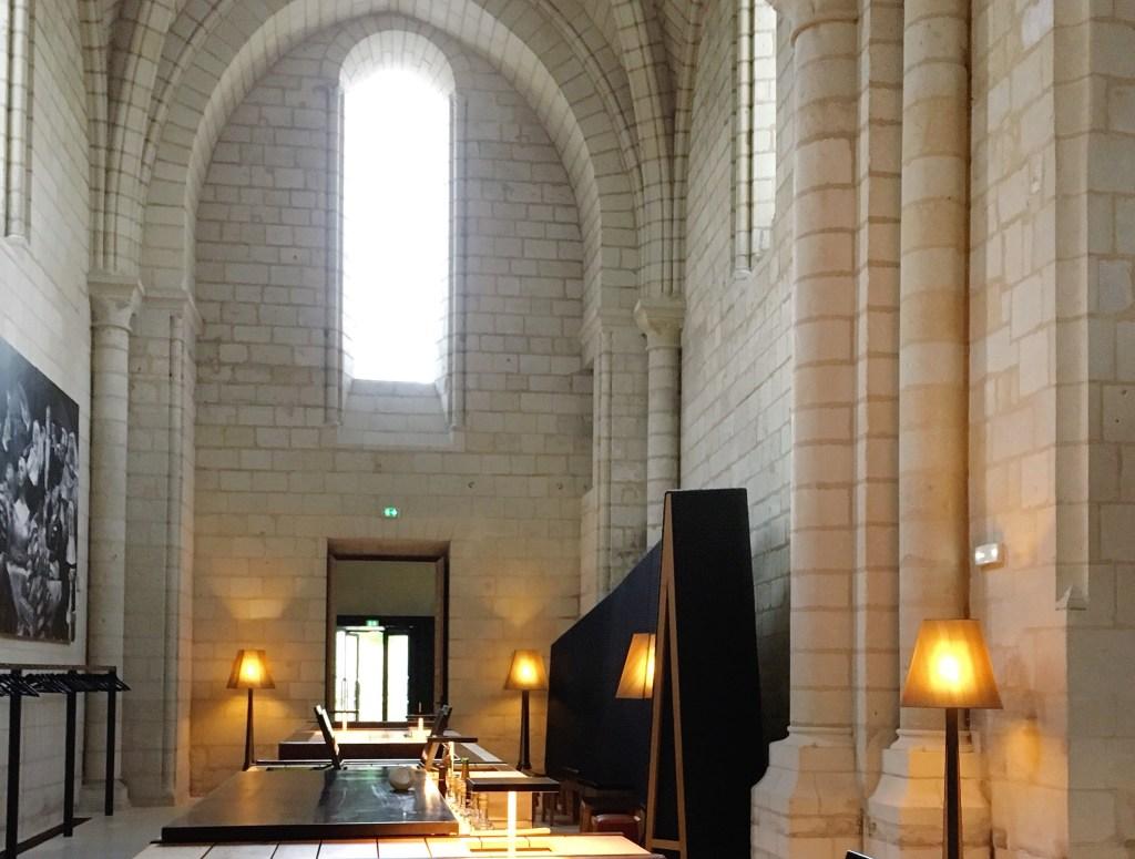 Bar - Abbaye Royale de Fontevraud