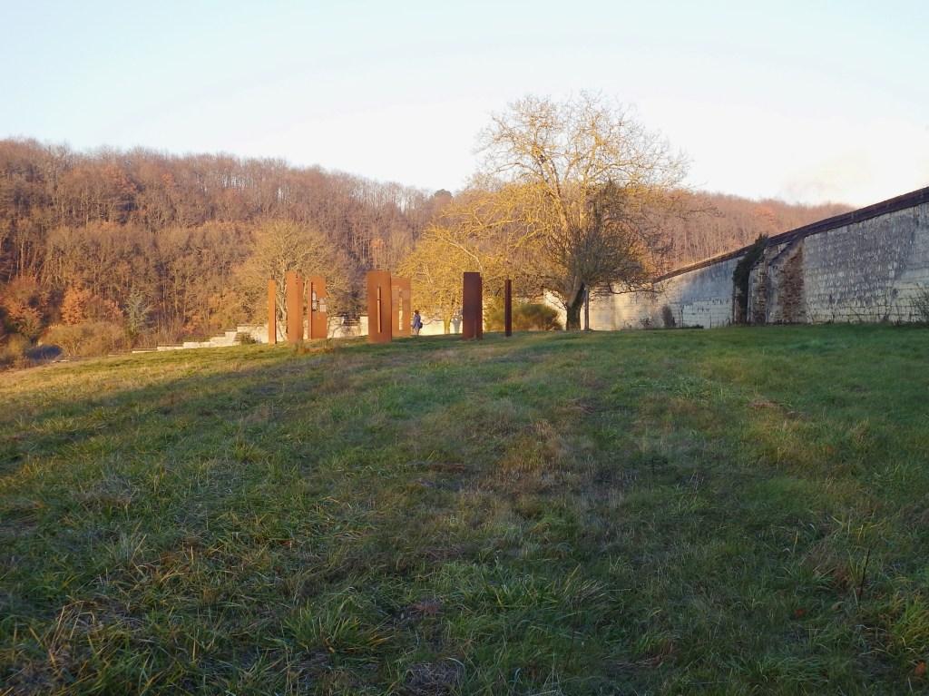 Collin Robert d'Arbrissel - Abbaye Royale de Fontevraud