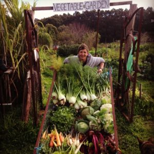 farmer permaculture