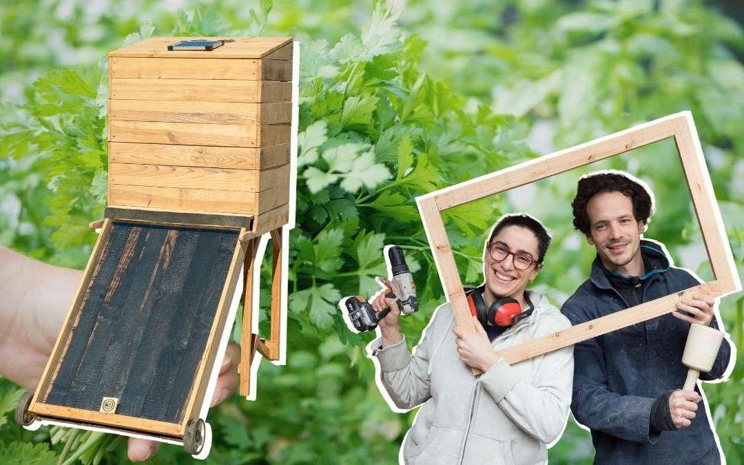 TUTO Fabriquer un séchoir solaire