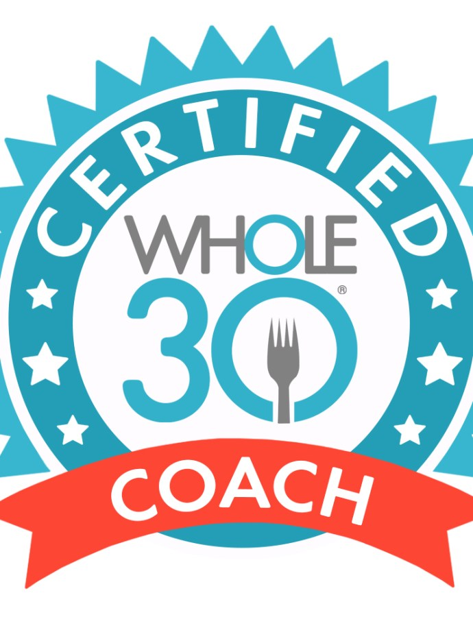 Whole30 Certified Coach