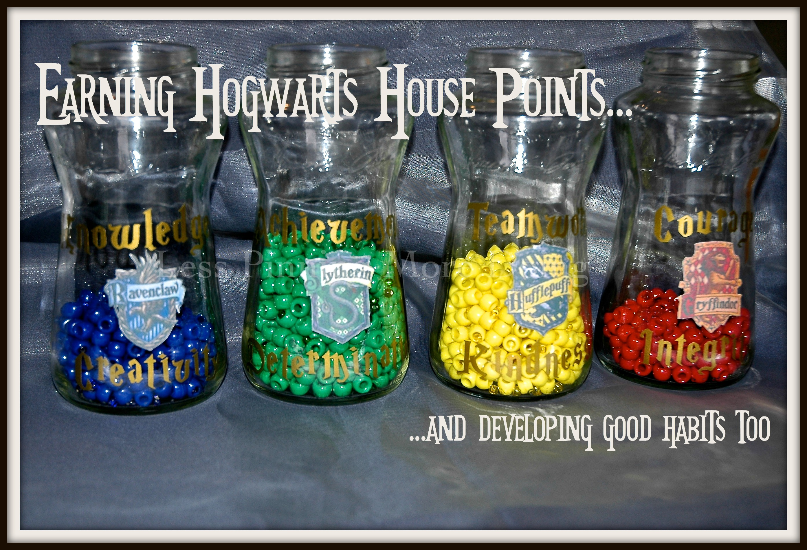 Harry Potter House Traits