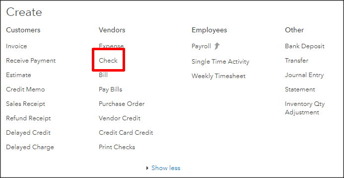 Quickbooks Online Add Vs Match Less Taxing Services Accounting - Create invoice in quickbooks online thrift store