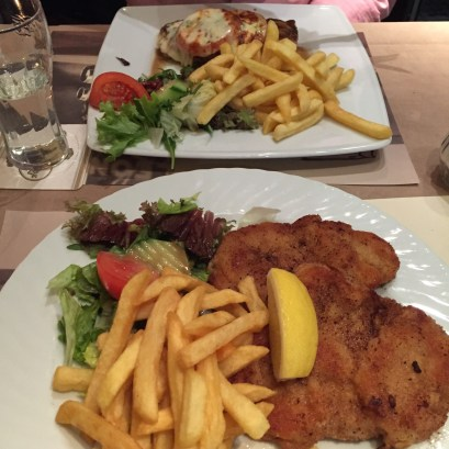 Schnitzel and Veal