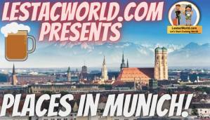 Read more about the article Places to see/visit in Munich ?