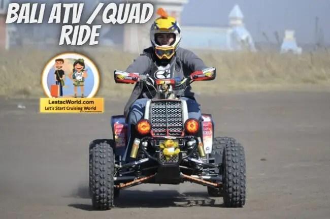 Bali ATV /Quad ride