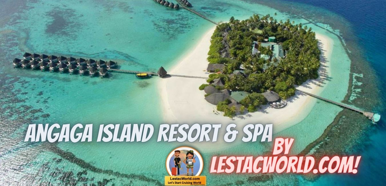 Angaga Island Resort & Spa – Activities and inclusions :)