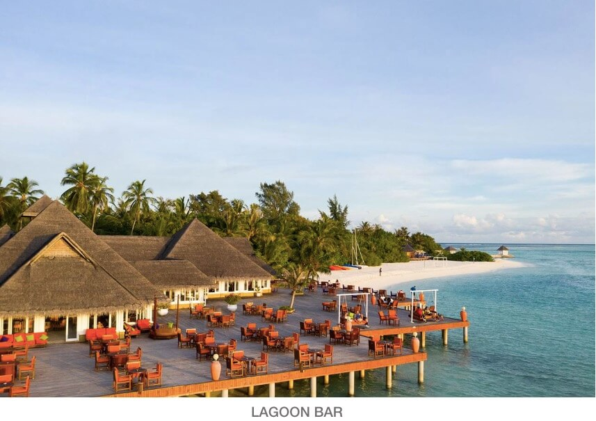 Top recommended resorts in Maldives