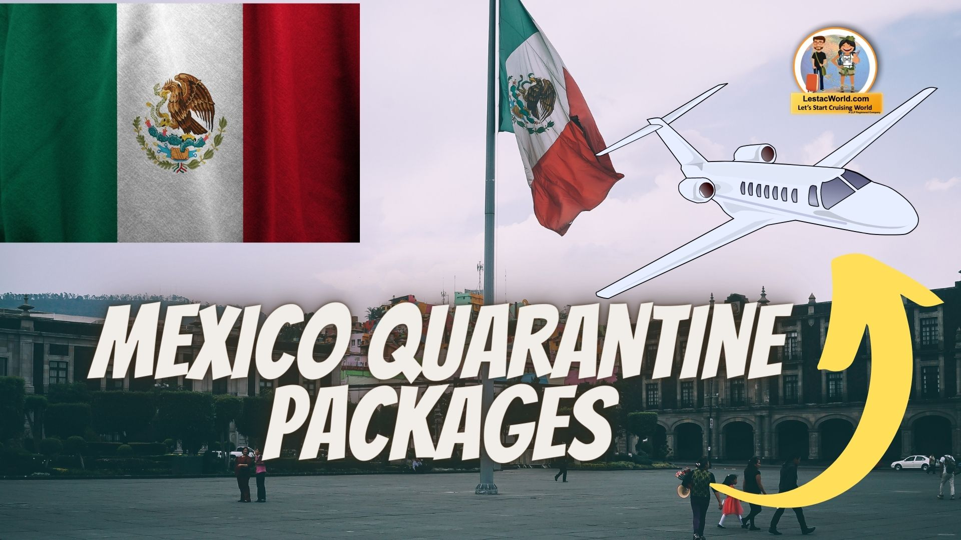 Read more about the article Layover Packages in Mexico !
