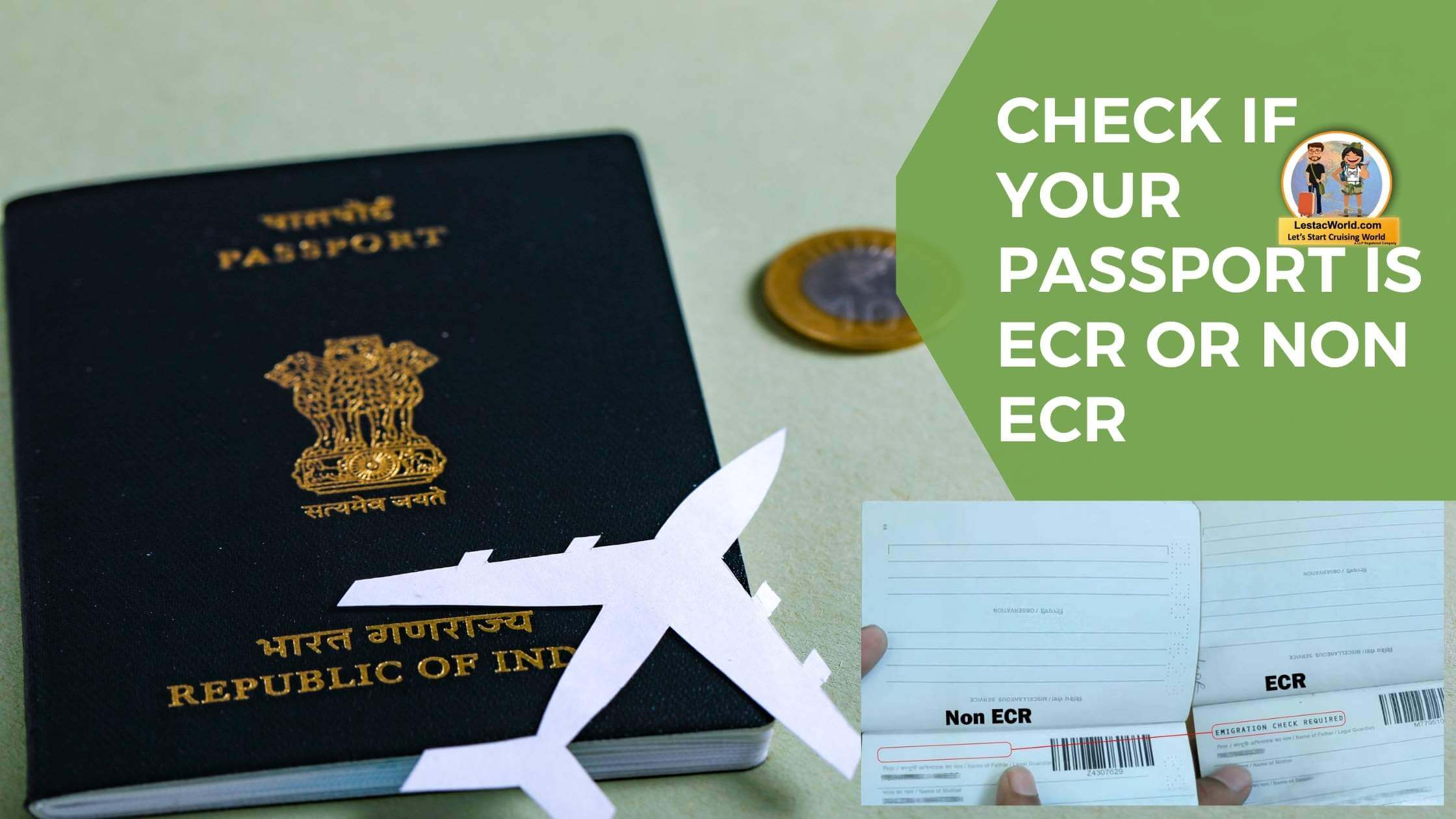 Read more about the article Can I travel with an ECR Passport to Doha, Qatar