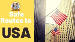 Read more about the article Safe Indirect routes from India to USA ?