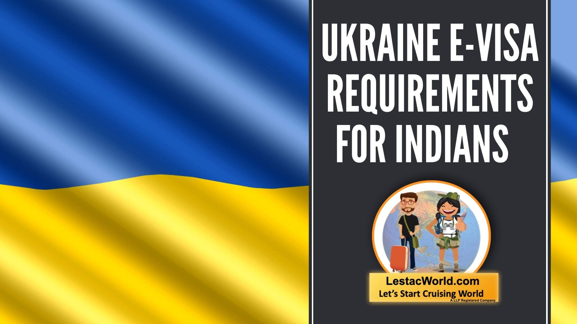 Read more about the article Documents required for E visa of Ukraine for Indians?