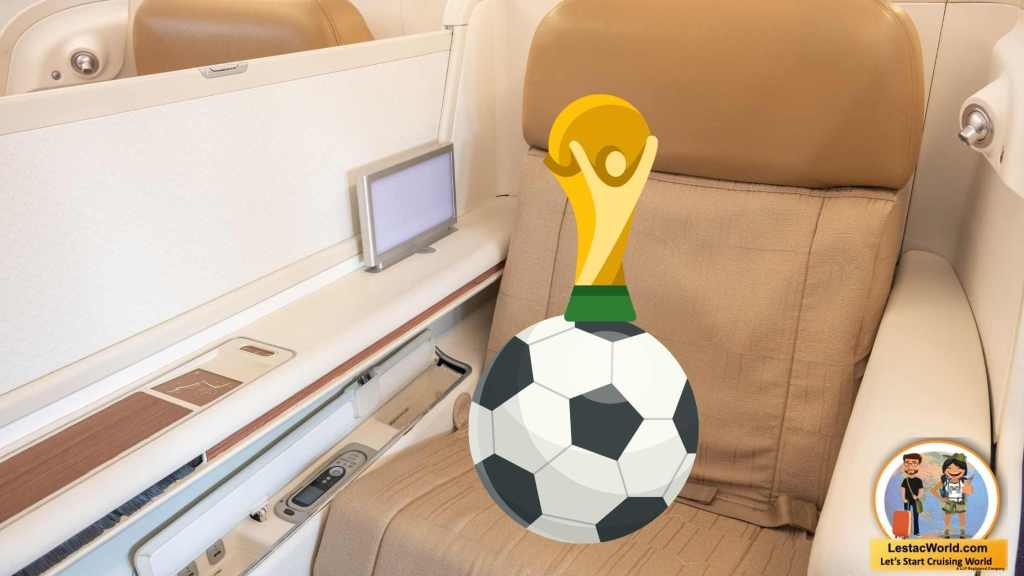 Business-class Luxury packages of Fifa world cup 2022