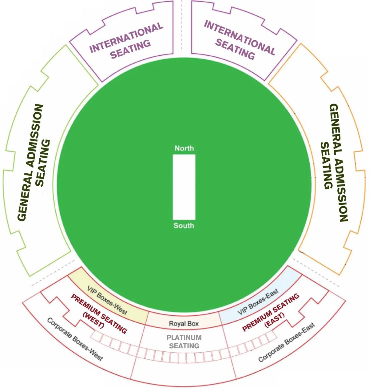 India vs Pakistan match ticket cost