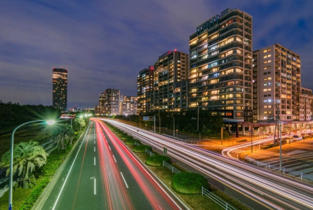 How to do light trail photography