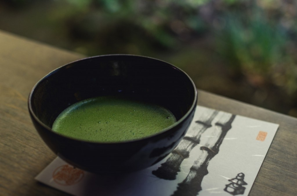Photo of Japanese matcha