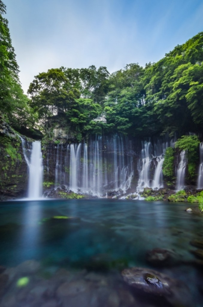 Photo of Shiraito Falls Japan