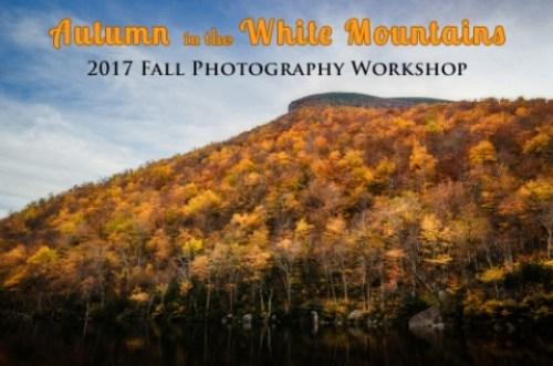 White Mountains Autumn Workshop