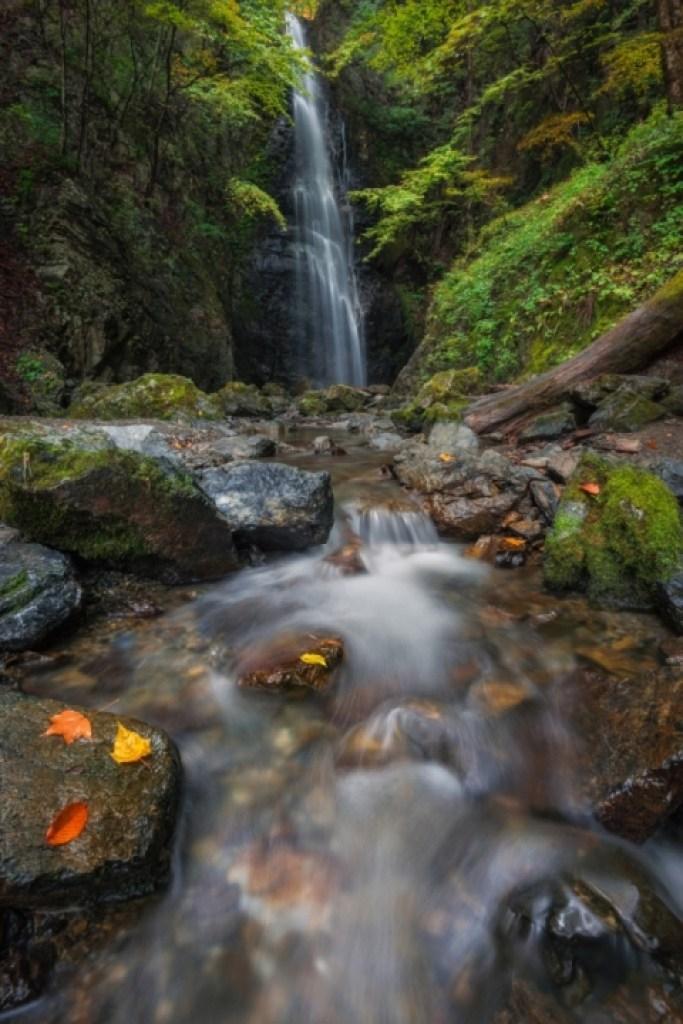 Hyakuhiro Waterfall Japan