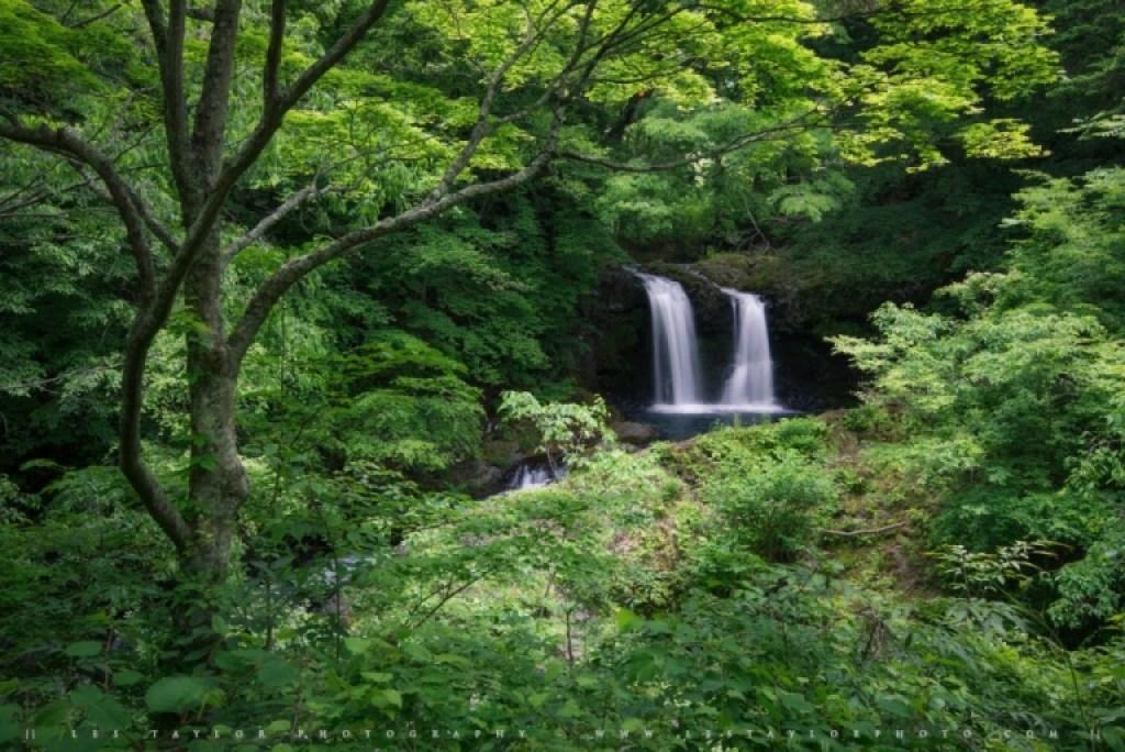 Kaneyama Waterfall