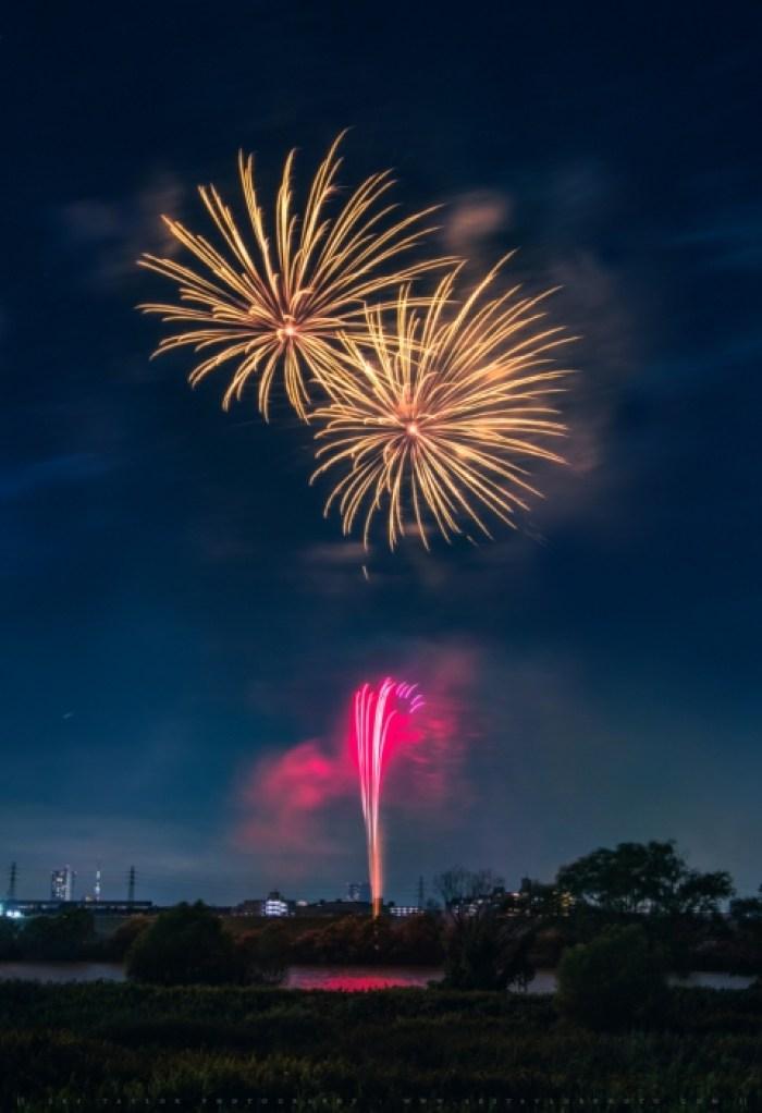 Matsudo Fireworks