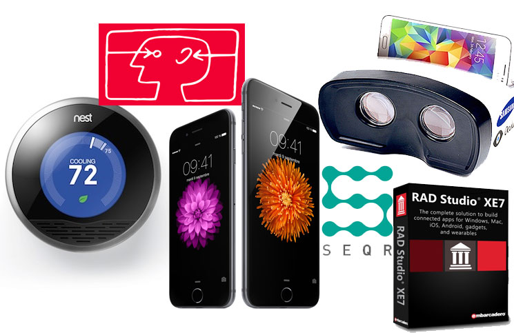 Episode 1: iPhone 6, Seqr, NEST, Gear VR, Embarcadero XE 7, IFA 2014,…