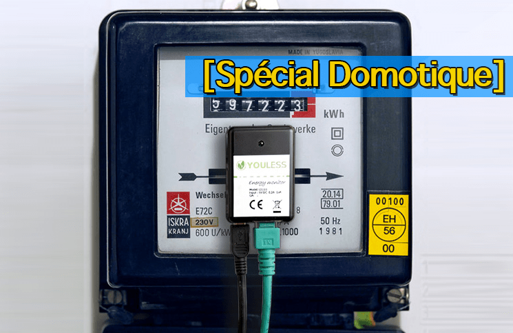 [Domotique] Smart metering: Youless