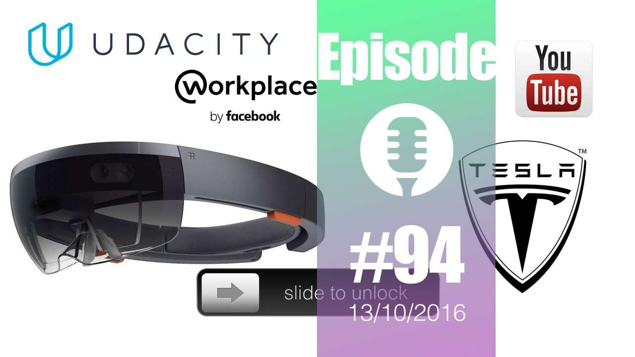 #94: Workplace by Facebook, Noto de Google, HoloLens, Band, Netatmo, Rich Kids,…