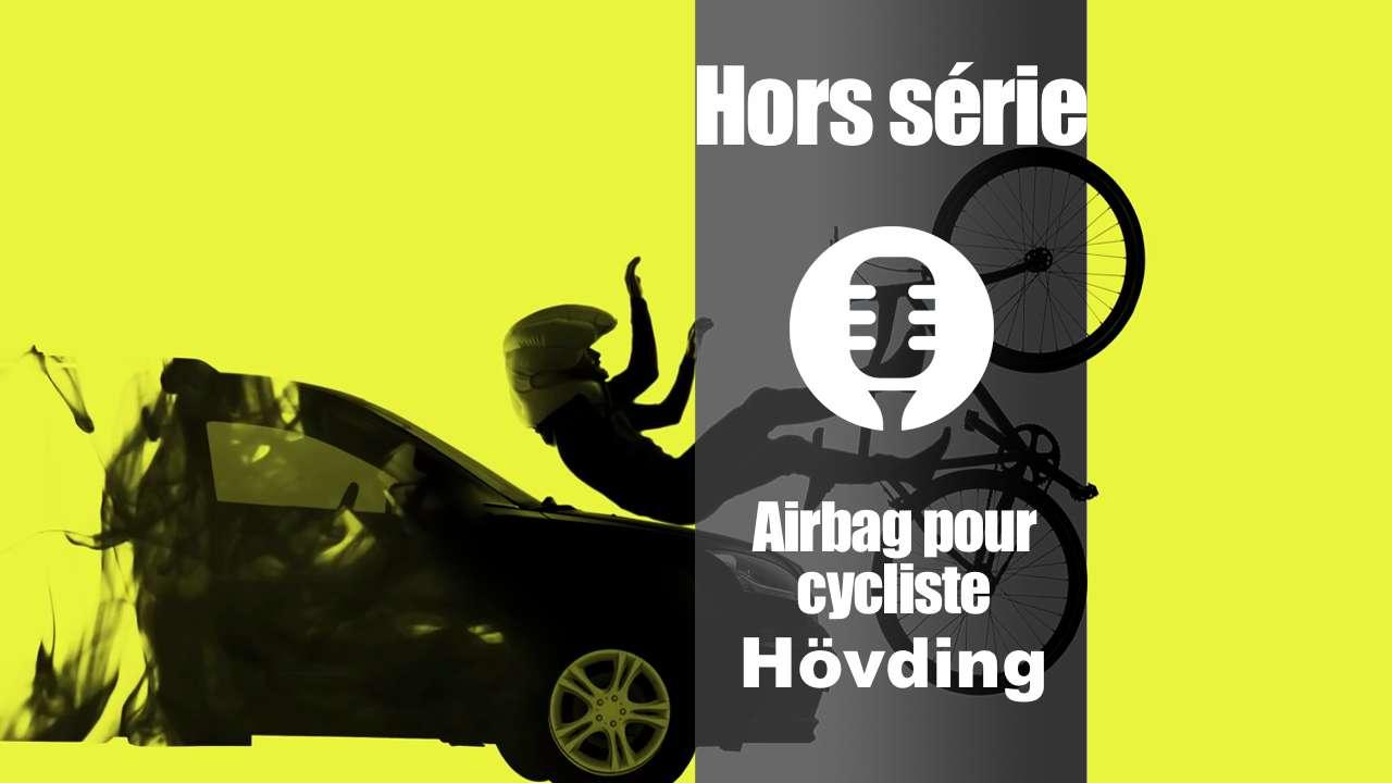 Hovding: Airbag pour cycliste (présentation)