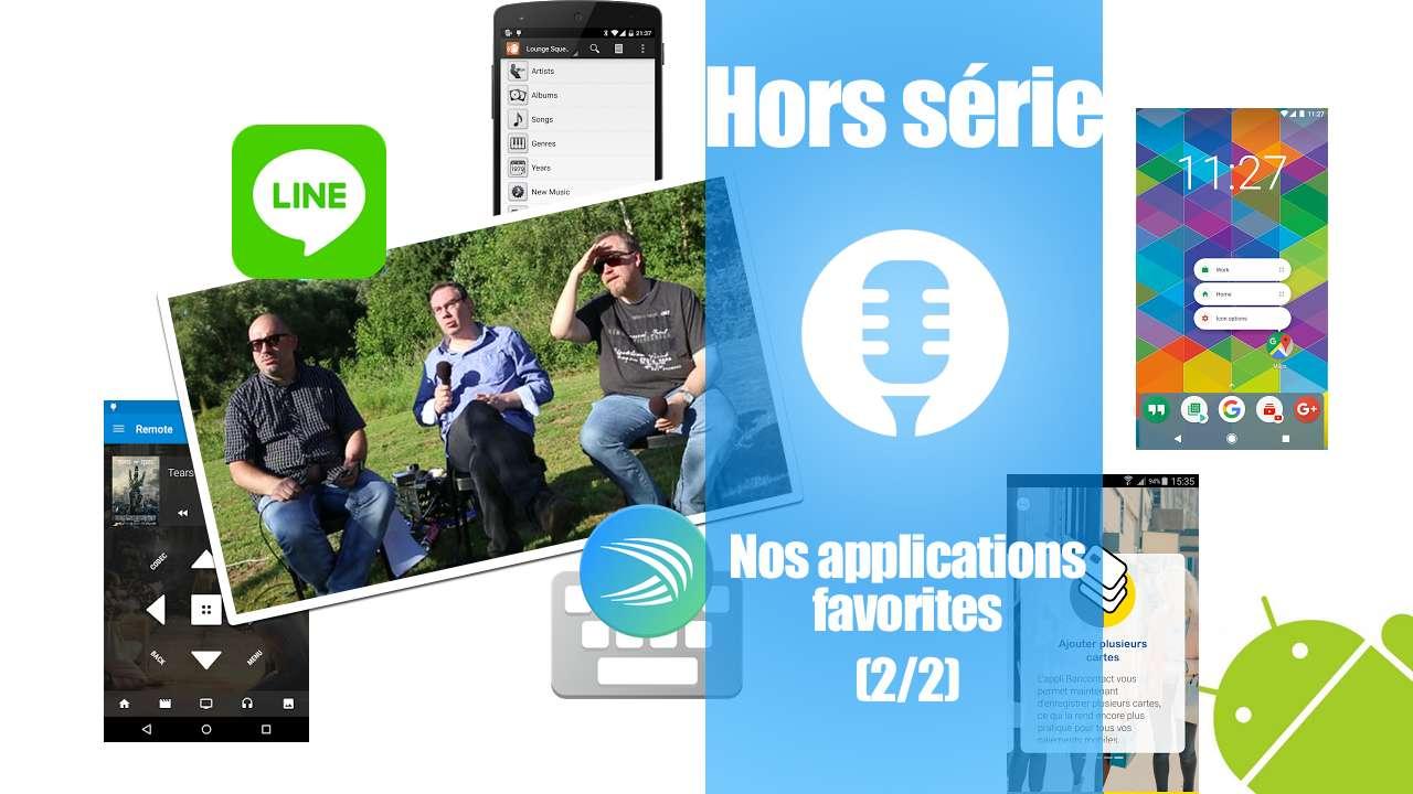 Nos applications favorites (2/2)