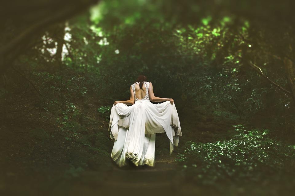 Nettoyer votre robe de mariée