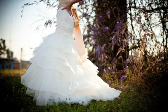 nettoyage robe de mariée sirène dentelle morphologie