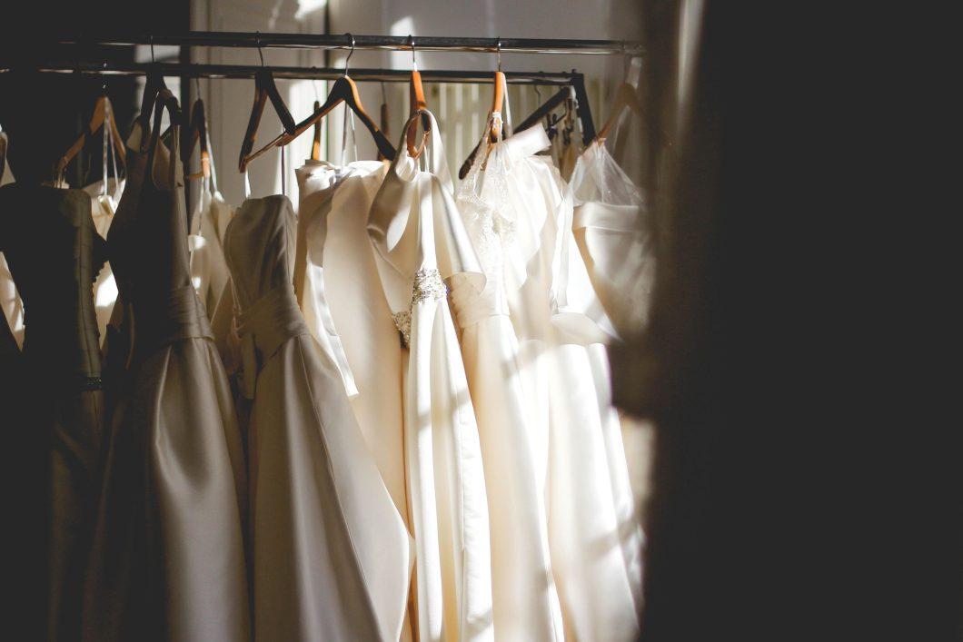 nettoyage matière robe mariée