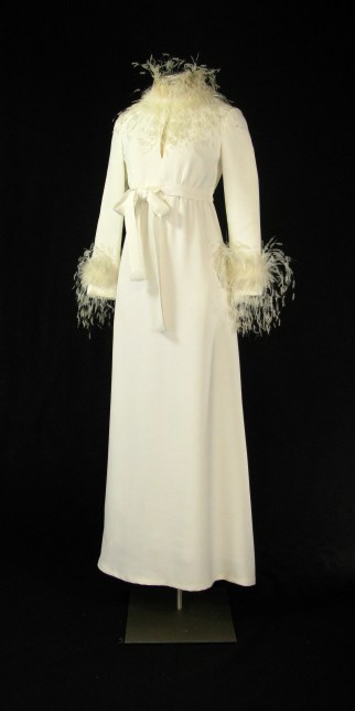 pressing robe mariage crepe
