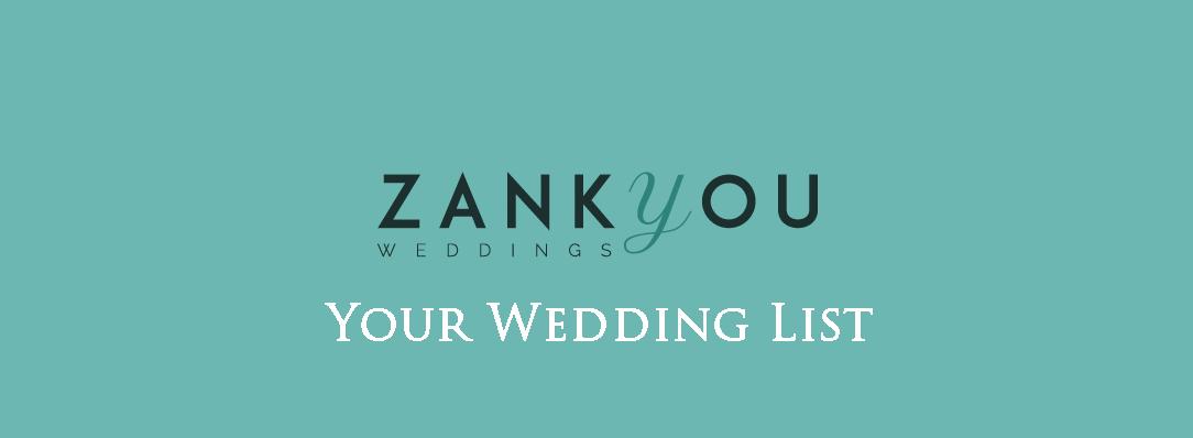logo zankyou organisateur de mariage