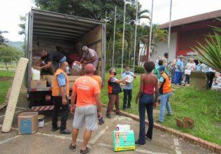 Abastecimento do caminhão 2