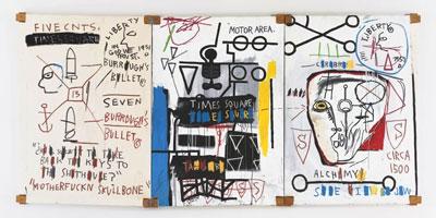 La danza di Jean-Michel Basquiat