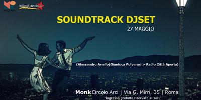 Soundtrack DJSET con Radio Città Aperta