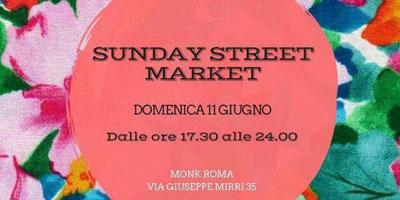 Sunday Street Market