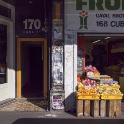 Street Scene, Cuba Street #1