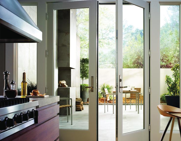 Andersen 200 Series Door