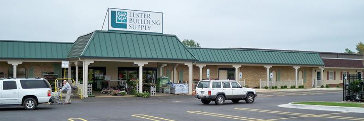 Lester Building Supply Location
