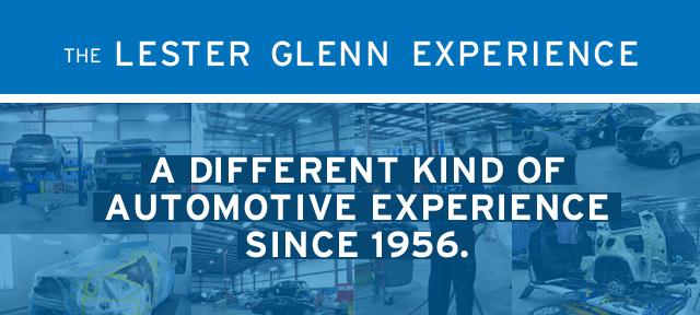 Lester Glenn Collision Center Employment