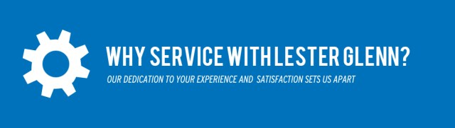 Why Service with Lester Glenn